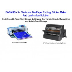 EWSMRS Poster and Banner Printing System -  Scan to Print Poster Demo
