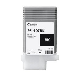 PFI-107BK - Dye Black Ink Tank 130ml