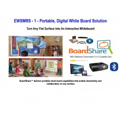 EWSMRS - 1 - Portable Digital White Board Solution