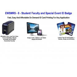 EWSMRS - 8 - Student/Faculty and Special Event Photo ID System