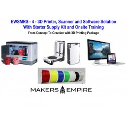 EWSMRS - 4 - 3D Printer, Scanner and Software Solution