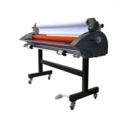 "55"" Cold Pressure Sensitive Wide Format Roll Laminator RSC1401CW"