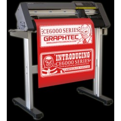 "Graphtec CE6000-60 - 24"" Cutter - Plotter"