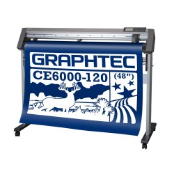 "Graphtec CE6000-120 - 48"" Cutter - Plotter"
