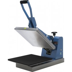 "S-450P Auto Release Heat Press with Digital Display, Pressure Read Out and 15"" x 15"" Platen"
