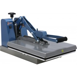 "S-650P Auto Release Heat Press with Digital Display, Pressure Read Out and 16"" x 20"" Platen"