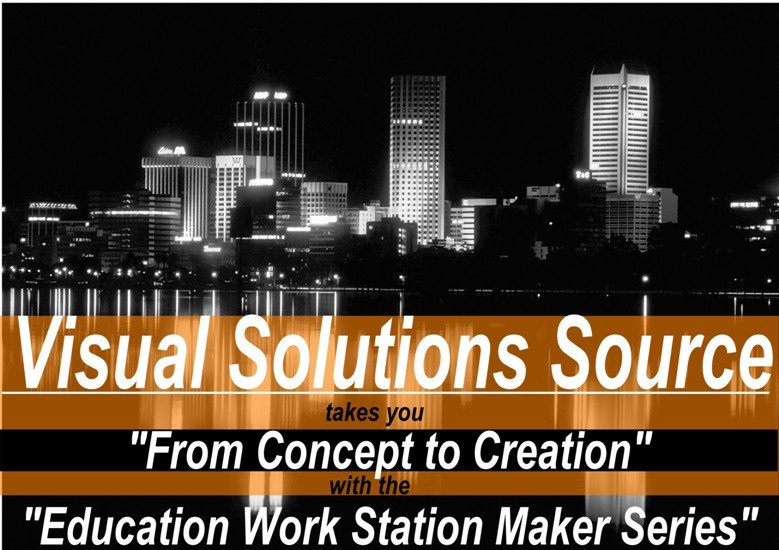 "VSSUS takes from ""Concept to Creation"" with the ""Education Work Station Maker Series"""
